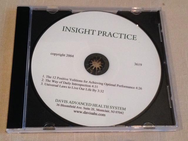 Insight pract 2